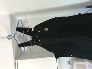 Bibs Coverall New Never Wear