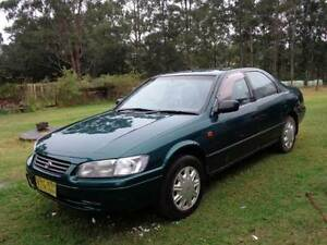 Toyota Camry Sedan 1999 Firefly Greater Taree Area Preview