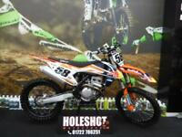 KTM SXF 250 Motocross Bike Extremely low hour check this out!!