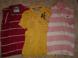 youth medium AE shirts