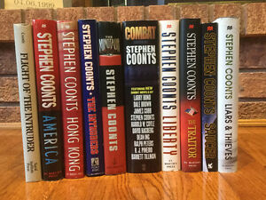 Stephen Coonts Hardcover Books