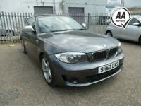2012 BMW 1 Series 2.0 118D EXCLUSIVE EDITION 2d 141 BHP Coupe Diesel Manual
