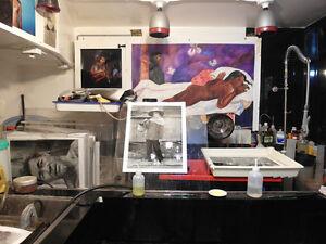 Darkroom Workshop: Learn To Work In A Traditional Wet Darkroom Edmonton Edmonton Area image 1