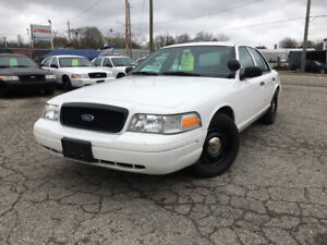 2017 Ford Crown Victoria Certified Propane