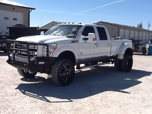 2012 Ford F-350 KING RANCH! LIFTED! ONE OWNER!CLEAN CARPROOF