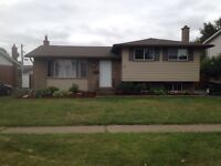 3 bedroom house next to Niagara College