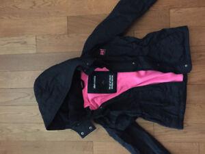Abercrombie Kids size XL (fits small) blue Winter Jacket