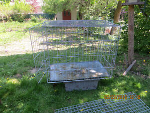 Wire Dog Kennel / Cage