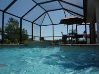 WELL LOCATED POOL SPA HOME IN CAPE CORAL