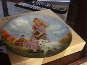 Mother Goose Collector Plates Windsor Region Ontario image 1