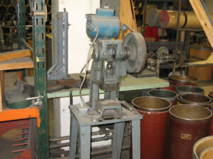 Standing Punch press