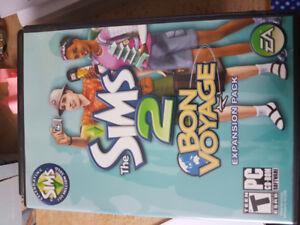 Les Sims 2 : Bon voyage!