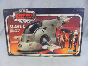 Old Toys - Star Wars Transformers GI Joe Video Games
