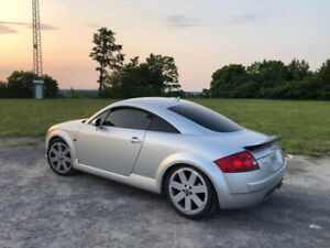 2006 Audi TT 3.2 AWD S-line. 250hp VR6