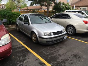 2002 Vw Jetta Sedan APR Stage 2+tune