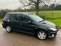 2006 Peugeot 206 SW 1.4HDi Verve - £30 Tax - Free Delivery! -