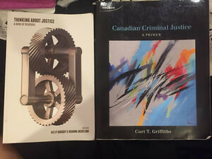 Thinking about justice & Canadian criminal justice