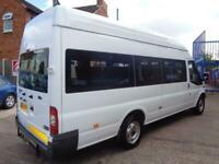 Ford TRANSIT 115 T350L RWD mini bus 2010