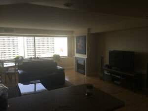 Executive Style 2 Bedroom Suite for rent - Furnished