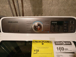 Almost new washer for sale