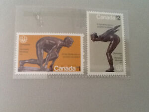 1976 Olympic Stamp Collection Vol 1 West Island Greater Montréal image 4