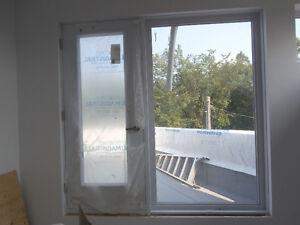 Ensemble PORTE & FENÊTRE/Patio door, Window Door set