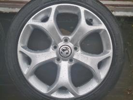 "Vauxhall Corsa VXR, Zafira ,Astra 17"" Alloys / Wheels"