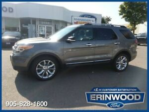 2014 Ford Explorer XLT6CYL/LTHR/PROOF/BLIS/REM START/REV CAM