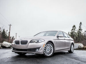 2012 BMW 5-Series 535i xDrive Sedan AWD - PRICE REDUCED