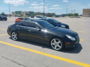 2007 Mercedes cls63
