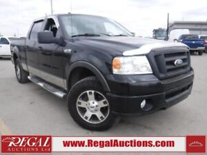 2008 Ford F150 FX4 4D SUPERCREW 4WD FX4