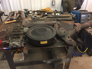 1968/70 Plymouth B Body Engine Parts