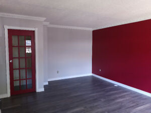 Newly renovated Oshawa townhouse for rent immediate occupancy!