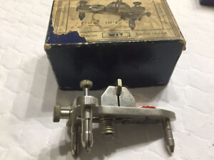 Watch makers precision poising tool in good condition