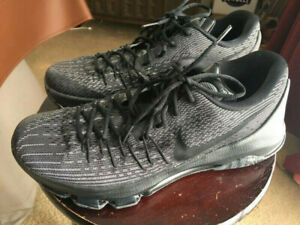 Nike KD 8 Blackout Basketball Shoes 749375-001 Size 11 Durant
