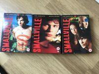 Smallville DVD Boxsets
