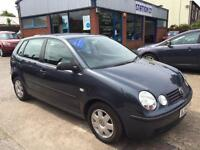 Volkswagen Polo 1.9SDI ( 64bhp ) 2004 Twist DIESEL*** SORRY NOW SOLD