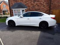 Infiniti Q50 2.2D Premium with loads of extras!