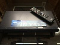 Sony blu-Ray / DVD player great condition.