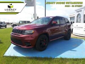 2017 Jeep Grand Cherokee SRT  - Navigation -  Leather Seats