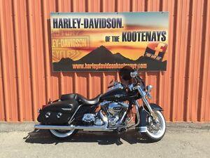 2013 Harley-Davidson FLHRC - Road King Classic