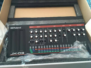 BRAND NEW - Roland Boutique JX-03 Synth