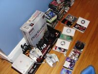 ps2, ds, sega dreamcast and much more....