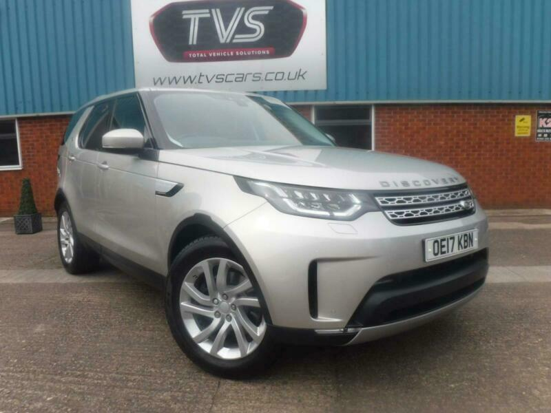 2017 Land Rover Discovery 2.0 SD4 HSE Auto 4WD (s/s) 5dr SUV Diesel Automatic