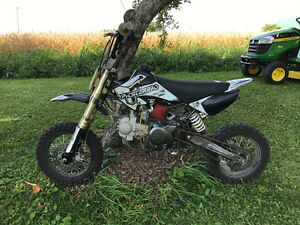 PitsterPro Dirt Bike(Pit Bike)