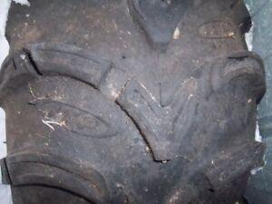 1 pneu 24x11-10.00 Mud lite