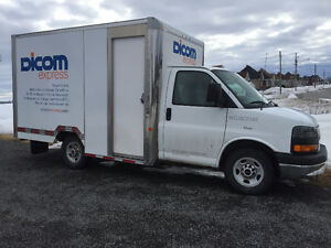 2012 GMC Safari 3500 Fourgonnette, fourgon