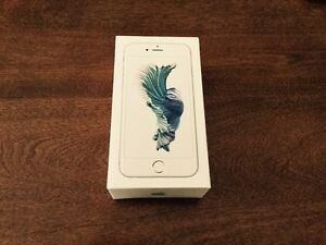 IPHONE 6S 128g, SILVER, IN THE BOX, WITH WARRANTY