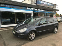 Ford S-MAX 2.0TDCi ( 140ps ) 2006.5MY Titanium Finance me from £150 per month