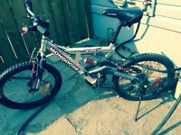 Mongoose Wired BMX Bike. $45